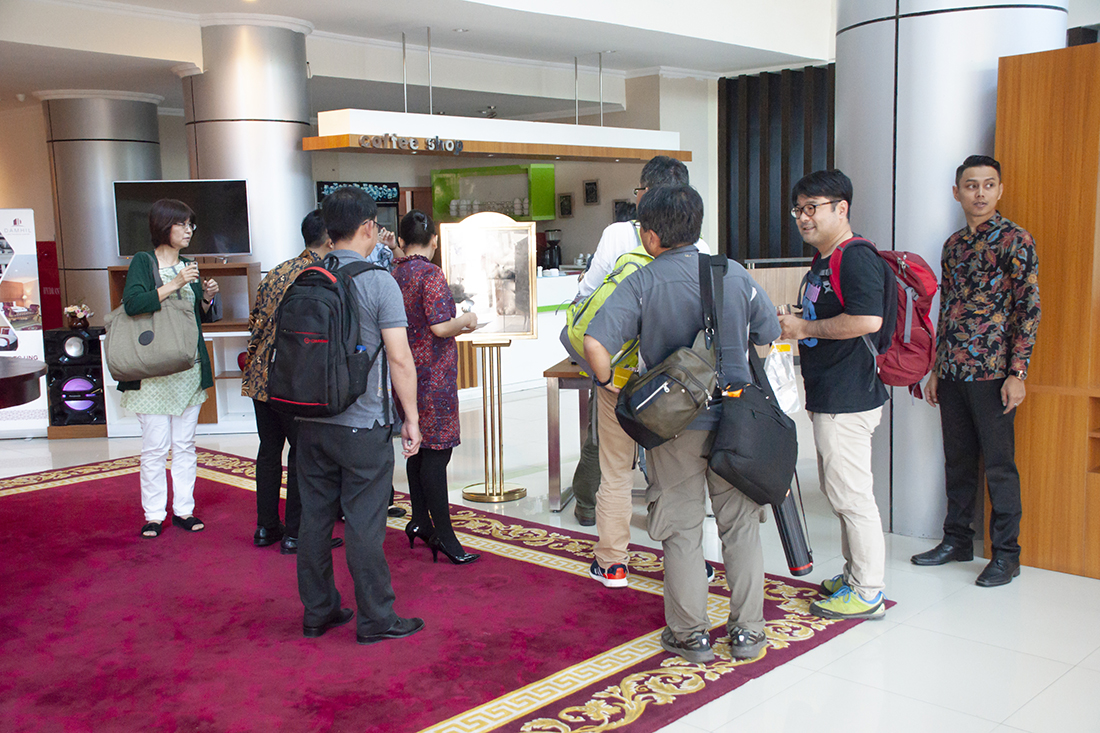 TREPSEA2018's Ice Breaking and Introduction (Welcome Dinner) – Photo Gallery 1